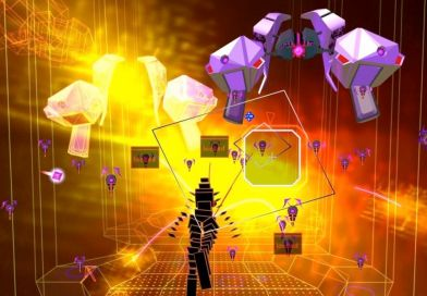 Rez Infinite disponible sur Steam