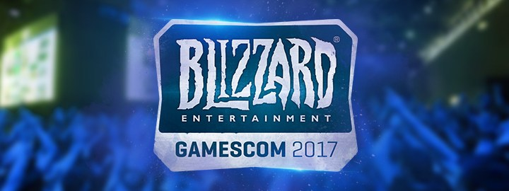 Conférence Blizzard Gamescom 2017