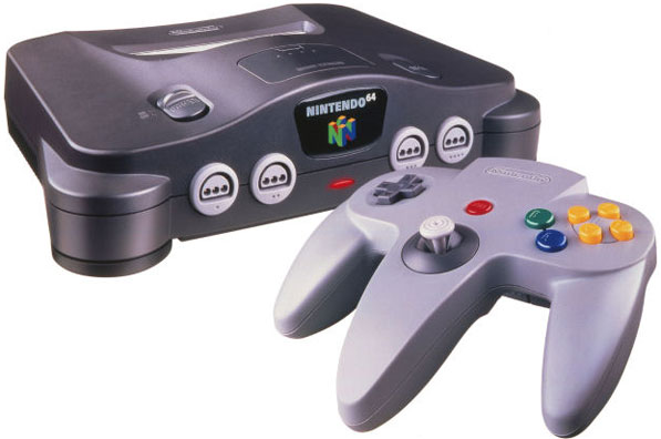 Il y a 20 ans sortait la Nintendo 64 en France