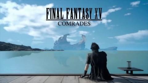 Final fantasy XV : Extension Frères d'armes