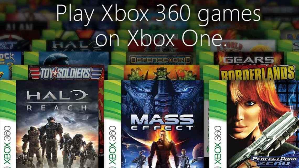 3 nouveaux jeux rétrocompatibles sur Xbox One :
