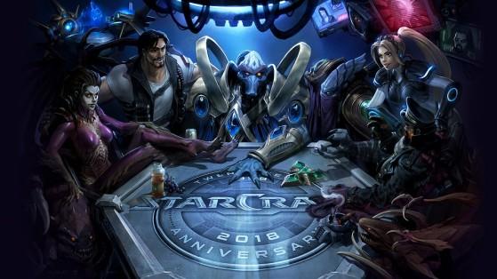 Starcraft: 20 ans et toutes ses dents!