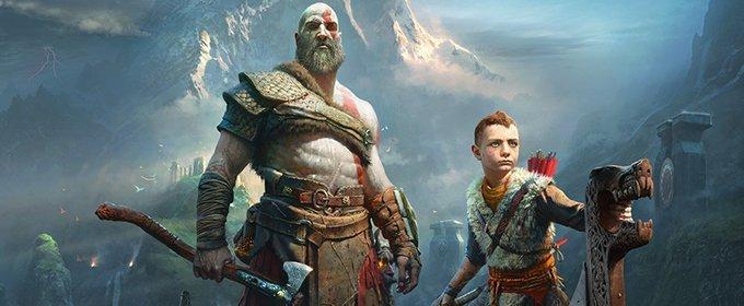 Trailer de la semaine #43 : présentation God of War E3 2016