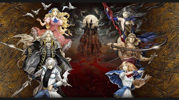 Castlevania : Grimoire of souls de la co-op sur Castlevania