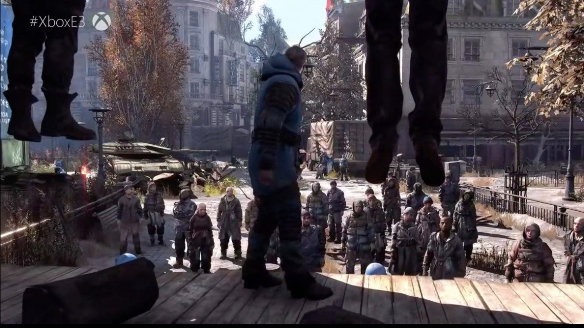 E3 2018 : Dying Light 2 annoncé à la conférence Microsoft :