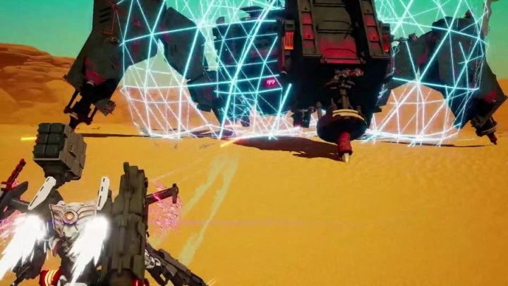 E3 2018 : Daemon X Machina arrive sur switch
