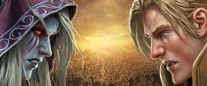 World of Warcraft – Battle for Azeroth : compte à rebours lancé