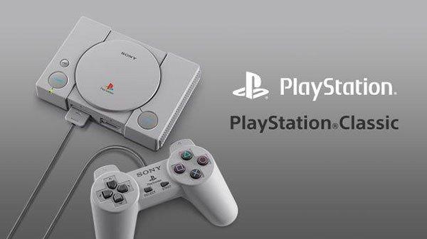 Playstation Classic Mini annoncé !