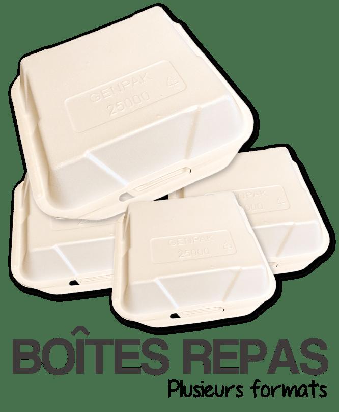 boites pour restaurants