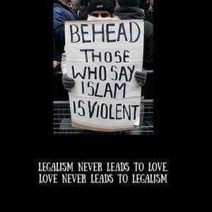 legalism kills