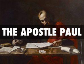 Saul apostle Paul
