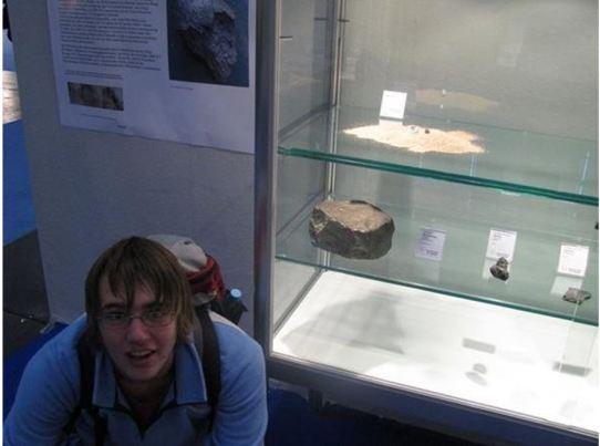 Almahata sitta - ostanek asteroida 2008 TC 3