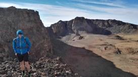 Krater vulkana Pico