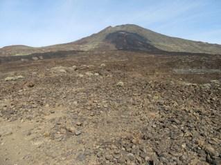 Krater vulkana Pico Viejo