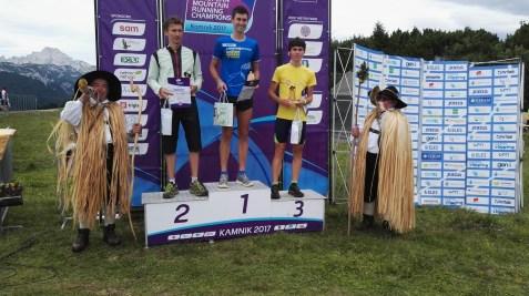 Open race winners
