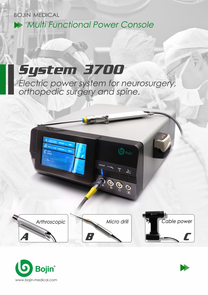 BJ3700 Surgical Power Tool