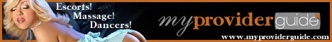 MyProviderGuide.com Escorts and Adult Entertainers