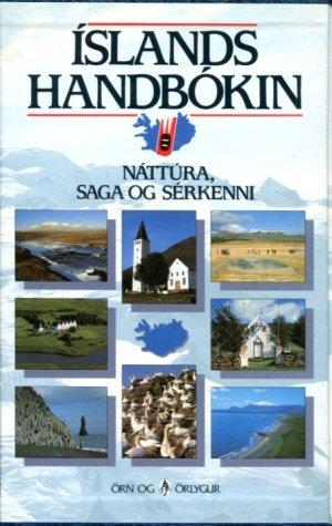 Íslandshandbókin náttúra, saga og sérkenni