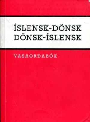 Íslensk - dönsk / Döns - íslensk vasaorðabók
