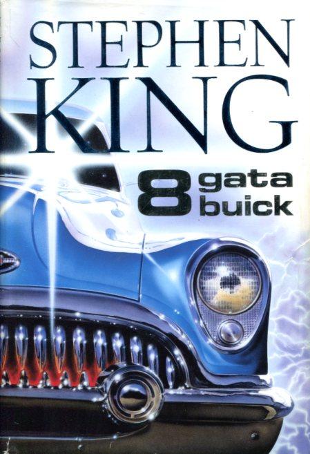 8 gata buick Stepen King framhlið