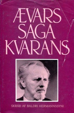 Ævar saga Kvarans - Baldur Hermannsson