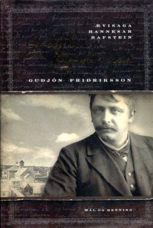 Ævisaga Hannesar Hafstein - Guðjón Friðriksson