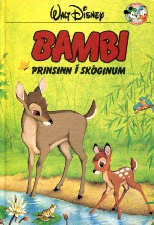 Bambi prinsinn í skóginum - Disneybók
