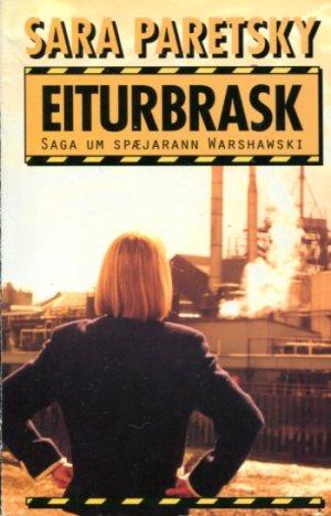 Eiturbrask - Sara Paretsky - kilja