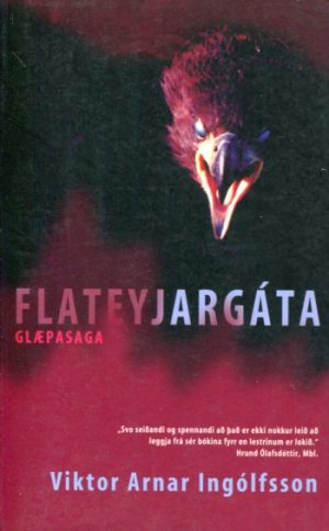 Flateyjargáta - Viktor Arnar Ingólfsson - kilja