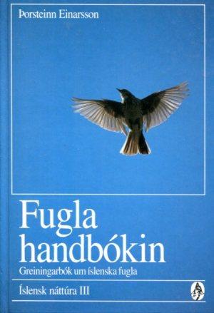 Fuglahandbókin - Þorsteinn Einarsson