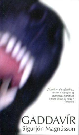 Gaddavír - Sigurjón Magnússon