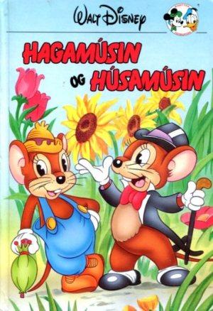 Hagamúsin og Húsamúsin - Disneybók