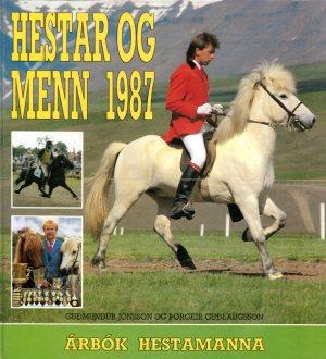 Hestar og menn 1987 Árbók hestamanna 1987