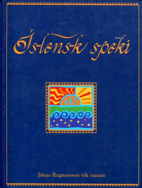 Íslensk speki - Jónas Ragnarsson