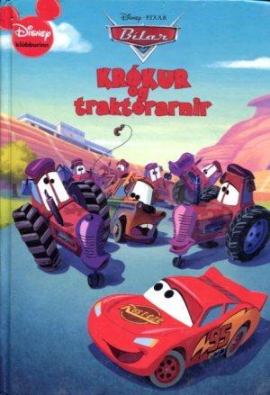 Krókur og traktorarnir - Walt Disney - Disnbeybók