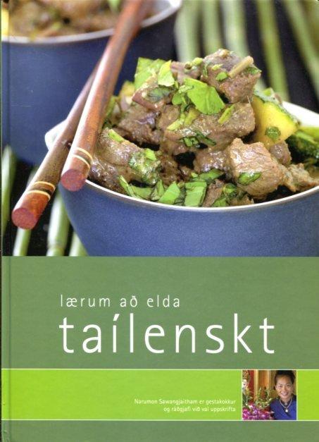 Lærum að elda taílenskt