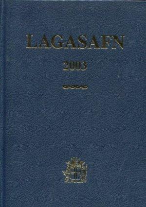Lagasafn 2003