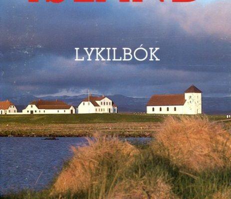 Landið þitt Ísland - Lykilbók