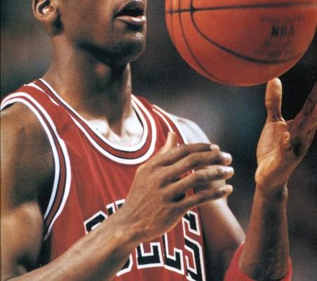 Michael Jordan, bakhlið