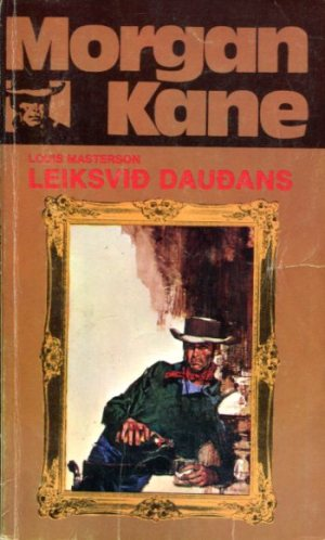 Morgan Kane - Leiksvið dauðans bók 57