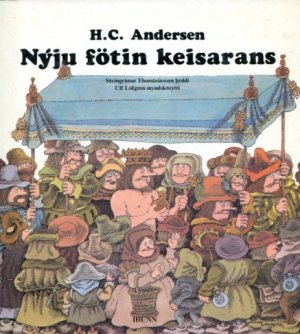 Nýju fötin keisarans - H C Andersen