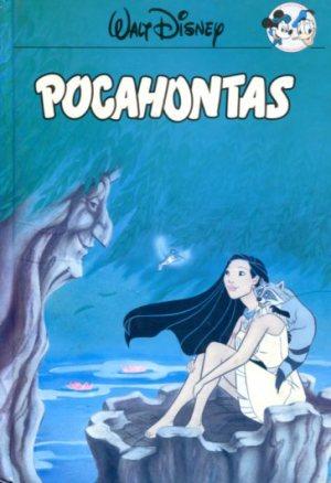 Pocahontas - Disneybók