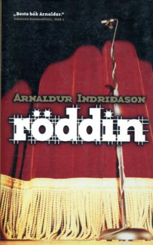Röddin - Arnaldur Indriðason