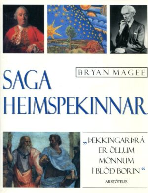 Saga heimspekinnar - Bryan Magee