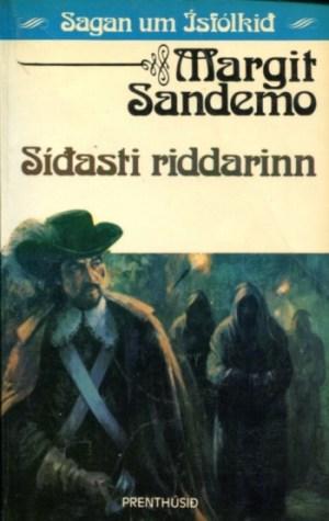 Sagan um Ísfólkið - Síðasti riddarinn bók 14 - Margit Sanemo