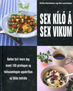 Sex kíló á sex vikum