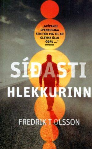 Síðasti hlekkurinn - Fredrik T Olsson