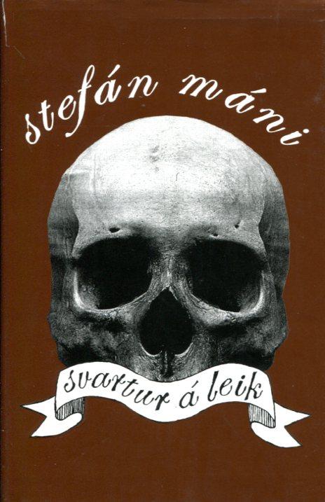 Svartur á leik - Stefán Máni