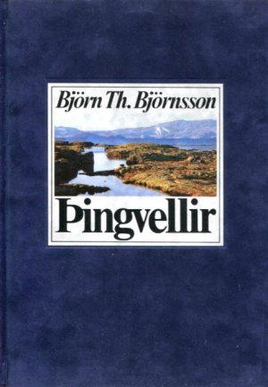 Þingvellir - Björn Th Björnsson