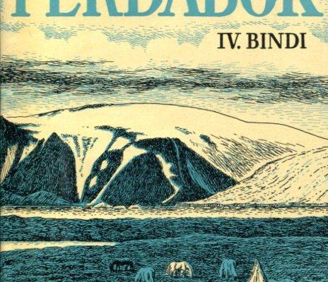 Þorvaldur Thoroddsen Ferðabók IV